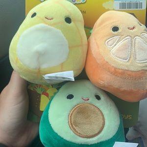 Squishmallow Dog Toys' BNWT